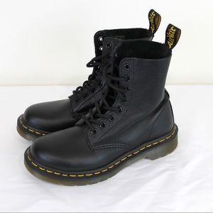 Black Dr. Marten 1460 PASCAL boot